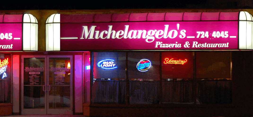 Michelangelo's Pizza